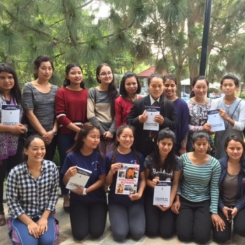 Funding for  LEADERSHIP DAY & INTERNATIONAL WOMEN'S DAY in NEPAL