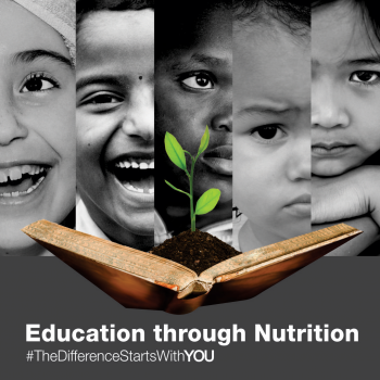 Education Through Nutrition #MakeADifference