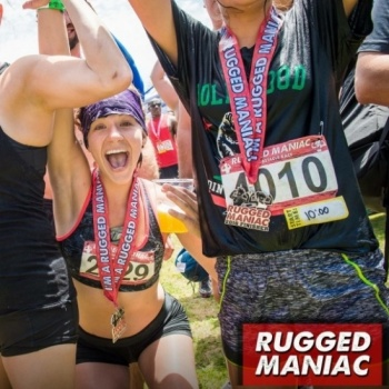 Rugged Maniac Run for the Cure (ACS)!