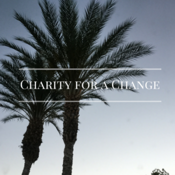 Charity for a Change