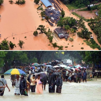 Let's help our Sri Lankan Brothers and Sisters effected by Flood & landslides