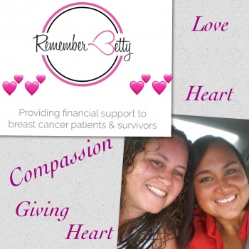 Gina's Remember Betty Breast Cancer Fund