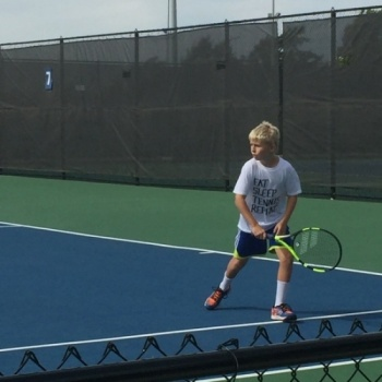 2017 Red Balloon Children Helping Children Tennis Tournament