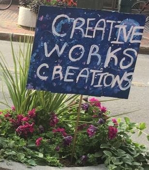 Allison Ave: Creative Creations