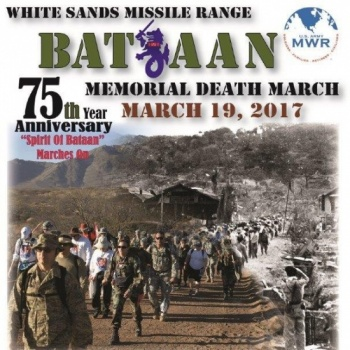 Bataan Memorial March/ Medals of Honor Image