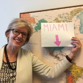 Help us send Cheryl to Miami!