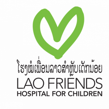 Fundraising for Lao Friends Hospital for Children