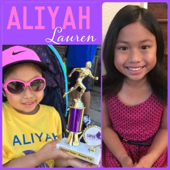 Aliyah's Warriors