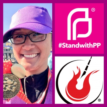 Fund-Running for Planned Parenthood!