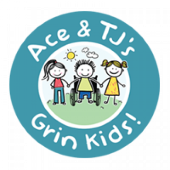 2 Plane Tickets for Ace and TJ's GrinKids Trip to Disney World