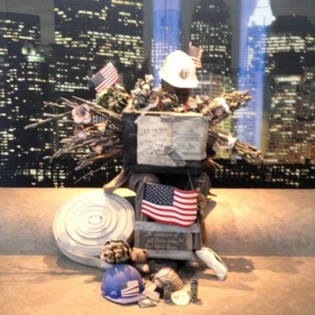 Maggie Sarrol - Tunnel to Towers Tower Climb NYC Image