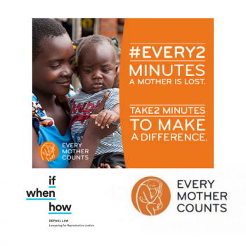 Every Mother Counts Charity Fundraiser