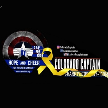Colorado Captain: Ride for Pediatric Cancer