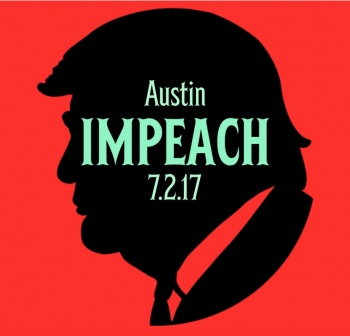 Impeachment March Austin