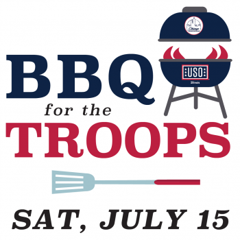 BBQ FOR THE TROOPS - WICKSTROM AUTO GROUP