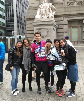 Sharsheret - TCS New York City Marathon  2017 Image