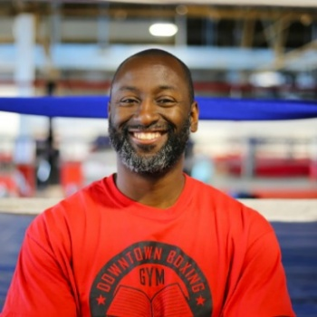 Khali Sweeney, Downtown Boxing Gym