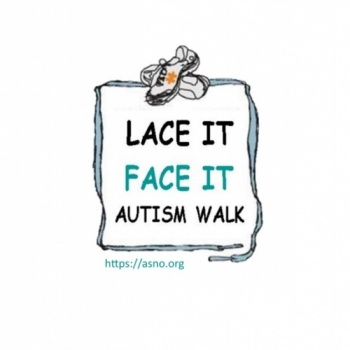 Lace It Face It Walk for Autism