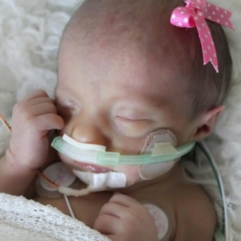 Remembering and missing Layla Elizabeth