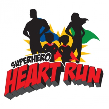 Layne Long - Superhero Heart Run - Richmond 2017