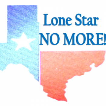 Lone Star NO MORE!