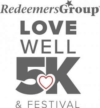 Redeemers Group Love Well 5k & Festival for Serenity House Image