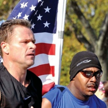 Mike Bussow - Tunnel to Towers Tower Climb NYC