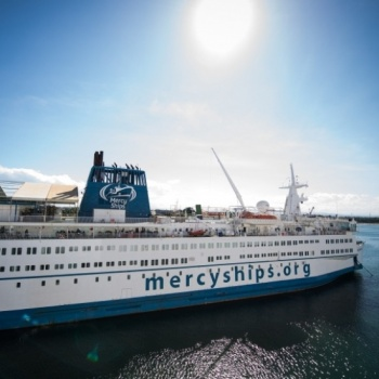 Miles for Mercy Ships