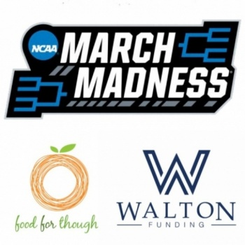 Walton Funding's March Madness Pool Benefiting Food for Thought