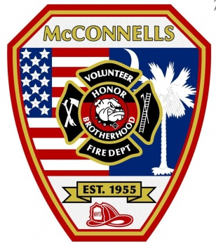 McConnells Vol. Fire Dept. - Stephen Siller Tunnell to Towers Foundation