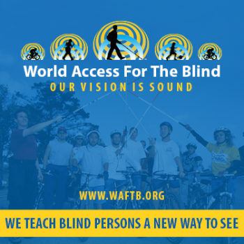 Help Us Teach Blind Kids, Teens and Adults To See With Sound