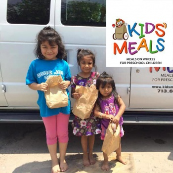 Serving Meals to Our Kids