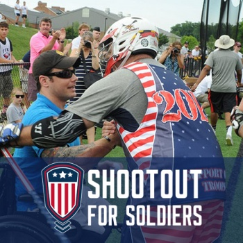 Playing Lacrosse For A Greater Cause