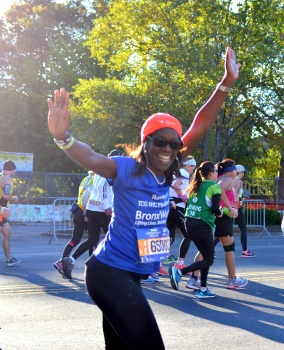 BronxWorks 2017 TCS New York City Marathon