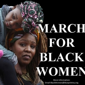 The March for Black Women