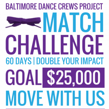 BDCP is #MOVINGTOGETHER - Match Challenge