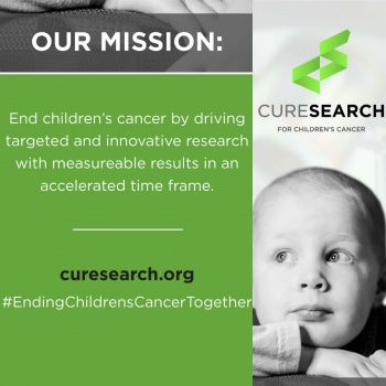 CureSearch for Children's Cancer NYC 2017