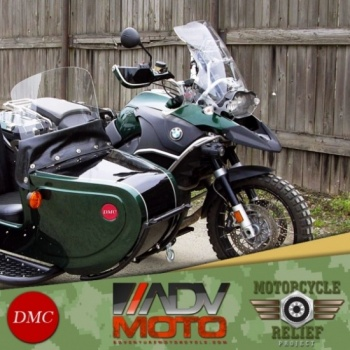 Sidecar for Disabled Veterans