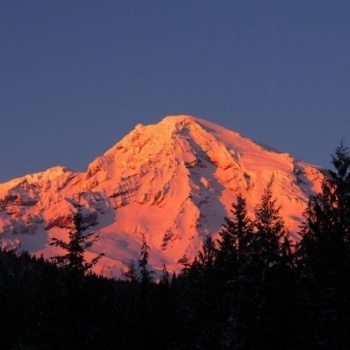 Rainier for Big City Mountaineers