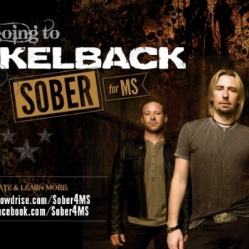 We're Going to Nickelback (Sober) for MS Image