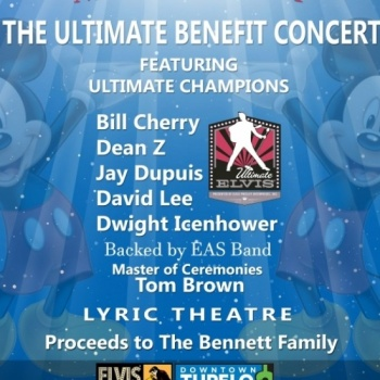 The Ultimate Benefit Concert