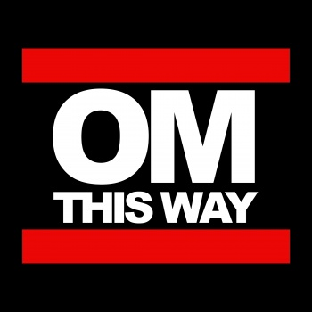 Om this Way DC Image
