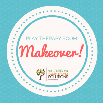 Play Therapy Room Makeover Image
