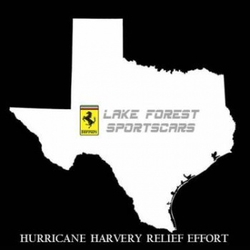 Hurricane Harvey Relief Donations by LFSC