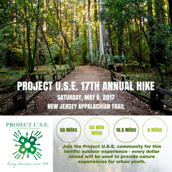 Project U.S.E. 17th Annual Hike