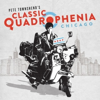 Win two front row tickets  & meet Pete Townshend  at Classic Quadrophenia in Chicago