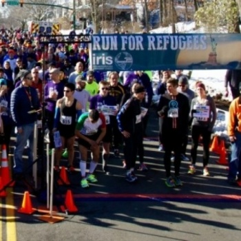 IRIS-Integrated Refugee & Immigrant Services (5K run Feb 5) Image