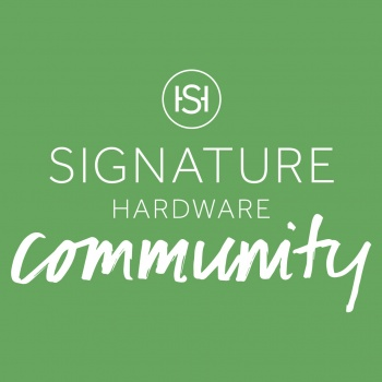 Signature Hardware Community