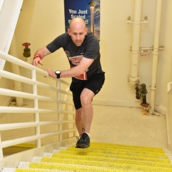 Andy Hanson - Tunnel to Towers Tower Climb NYC Image