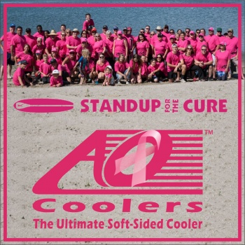 AO Coolers Team - Stand Up For The Cure 2017
